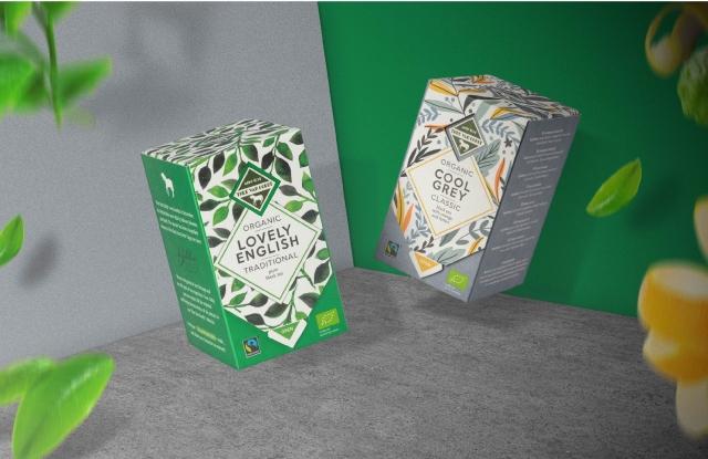 Fairtrade Biologische Zwarte thee